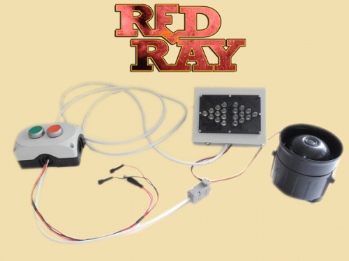 Red Ray Store - RRBEL01 - Bandiera Elettronica