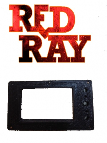 Red Ray Store - Cornice per Display RedRay