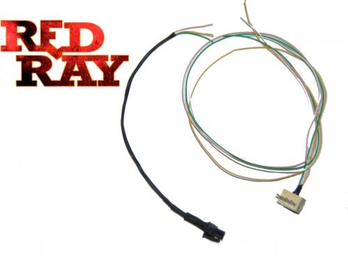 Red Ray Store - RRCCR01 - Connettori ASG Cambio Caric. R