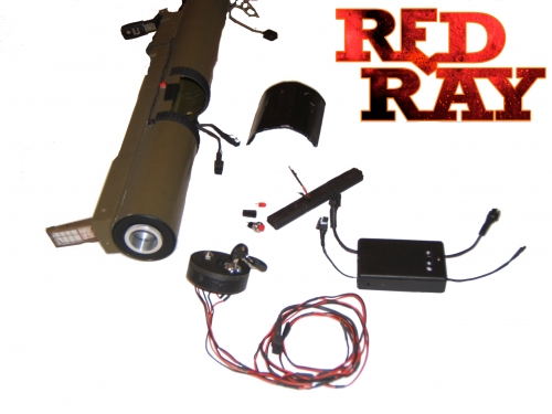 Red Ray Store - RRKLD01 - Kit per LAW DIY