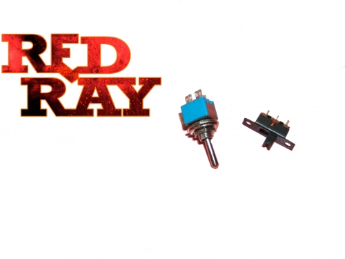 Red Ray Store - RRKID01 - Kit Interruttori Deviatori