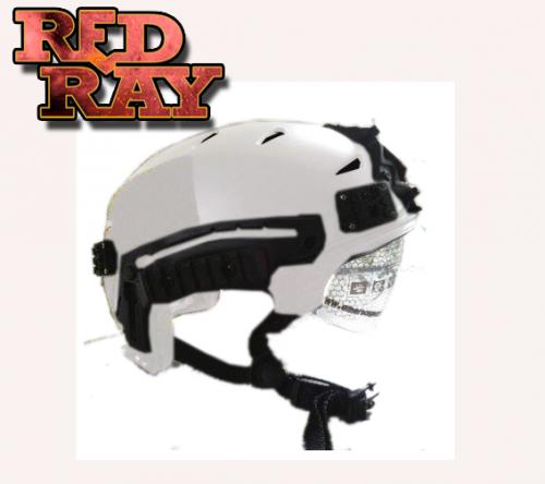 Red Ray Store - Elmetto Sensori  RED WARS