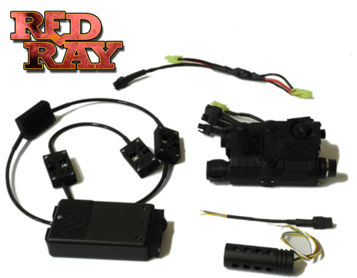 Red Ray Store - Kit Entry level wireless