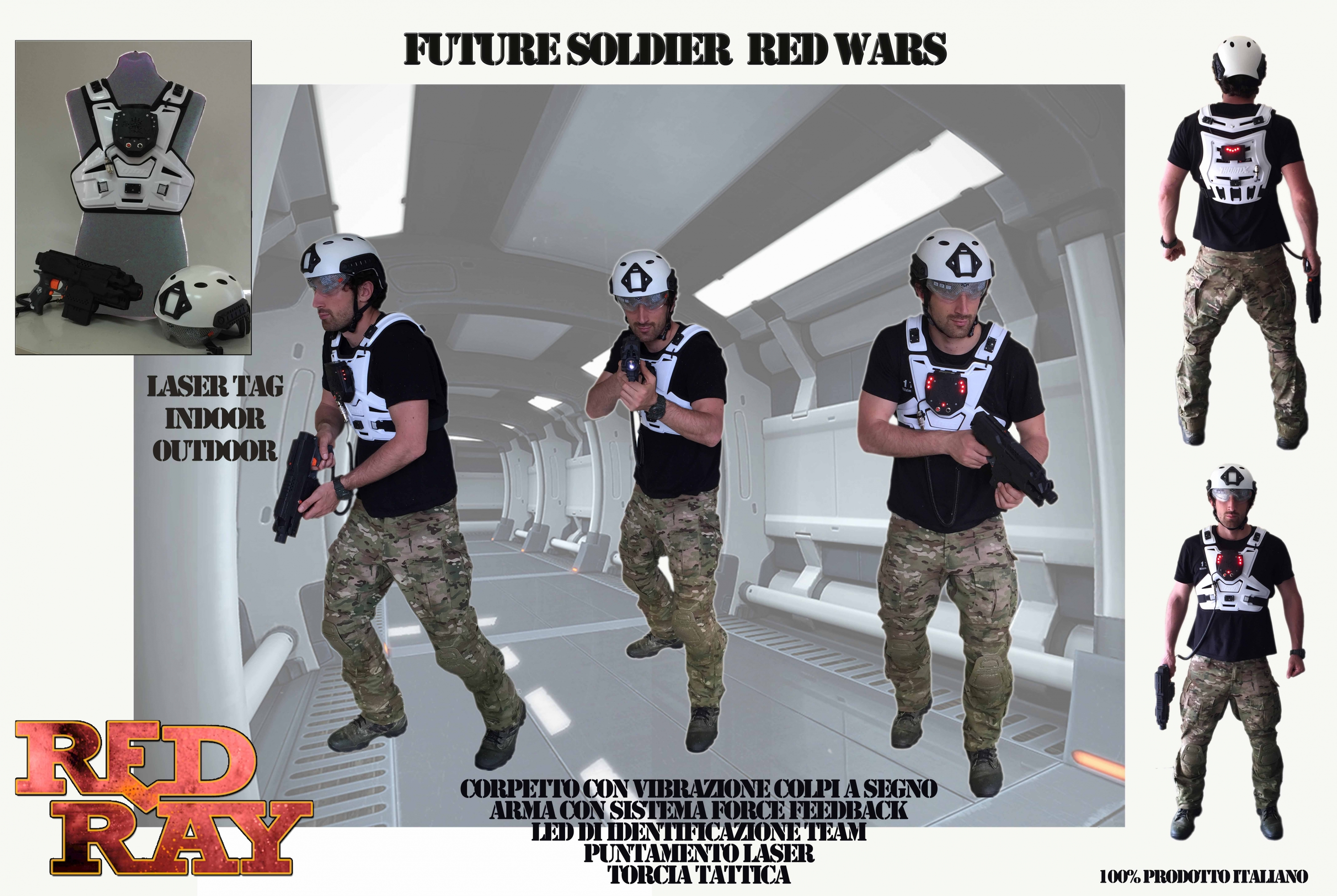 Future Soldier Red Wars