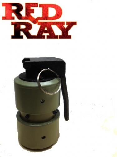 Red Ray Store - RRGRN001 - Granata IR