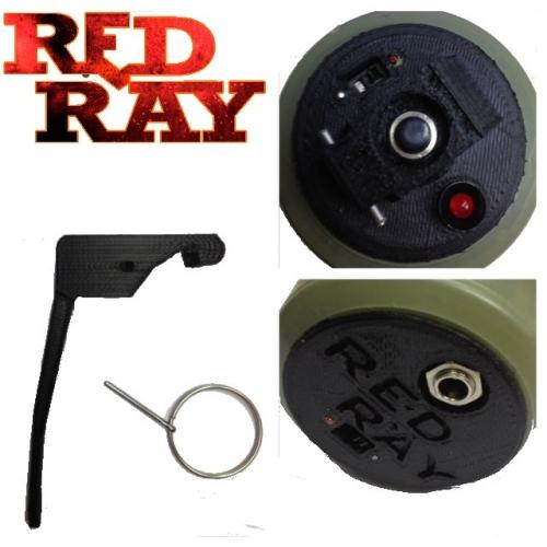 Red Ray Store - Tappi Granata e Spoletta