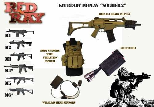 Red Ray Store - SOLDIER2
