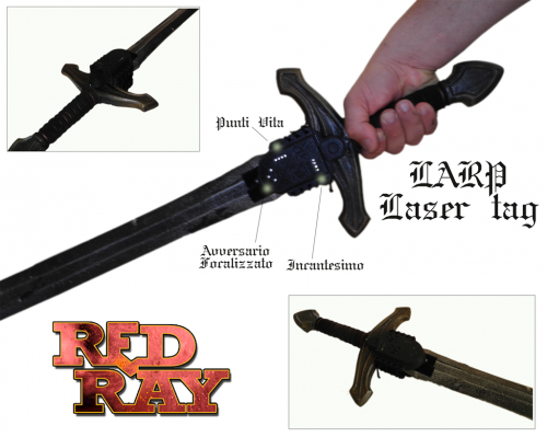 Red Ray Store - LARP Laser Tag