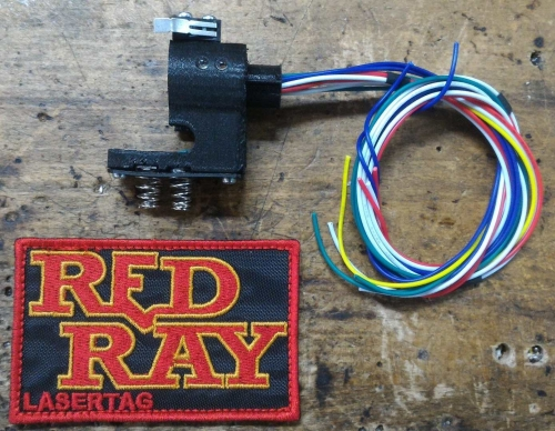Red Ray Store - RRM4G01 - Connettori ASG Cambio Caric. R