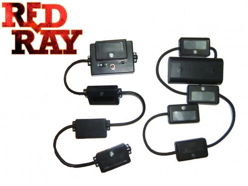 Red Ray Store - RRUPG04 - Upgrade Hardware Sensori Wless