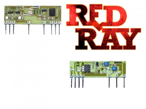Red Ray Store - RRUPG05 - Upgrade Moduli R/T