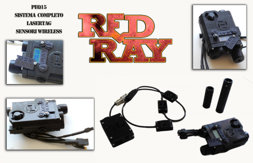 Red Ray Store - RRKIT03 - START KIT WIRELESS