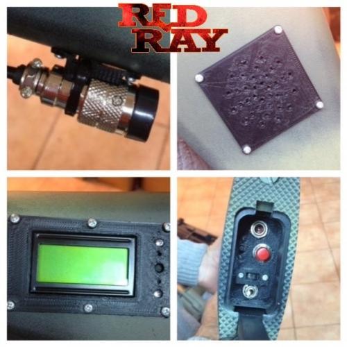 Red Ray Store - Kit Modifica Calcio M4/Sr25