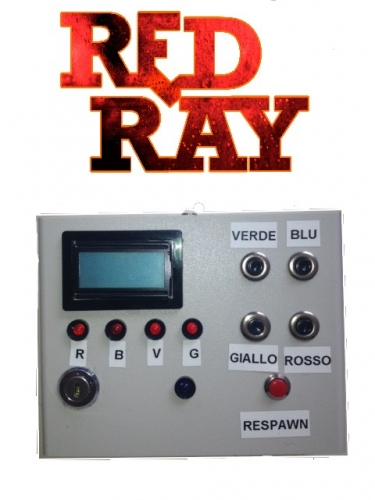 Red Ray Store - RedRay Circuito Campo Base Respawn