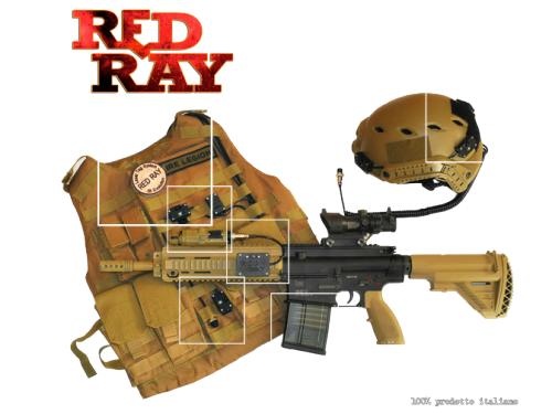 Red Ray Store - Sistema di addestramento