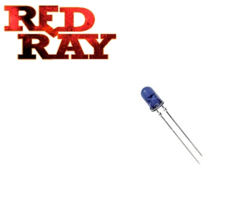 Red Ray Store - RRLED01 - Led Infrarosso x 5